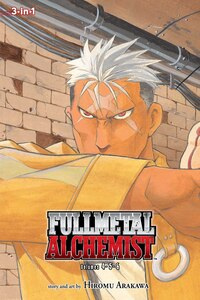 Fullmetal Alchemist (3-in-1 Edition), Vol. 2: Includes vols. 4, 5 & 6