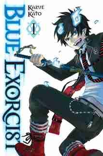 Blue Exorcist, Vol. 1 by Kazue Kato
