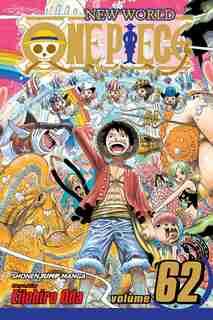One Piece, Vol. 62 by Eiichiro Oda