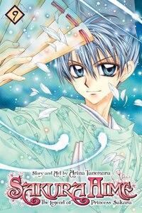 Sakura Hime: The Legend of Princess Sakura , Vol. 9