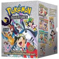 Pokémon Adventures Gold & Silver Box Set (set includes Vol. 8-14)
