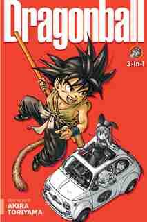 Dragon Ball (3-in-1 Edition), Vol. 1: Includes vols. 1, 2 & 3 by Akira Toriyama