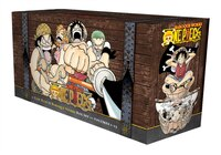 One Piece Box Set: East Blue and Baroque Works (Volumes 1-23 with premium): East Blue and Baroque…