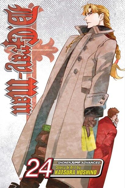 D.gray-man, Vol. 24: By Your Side by Katsura Hoshino