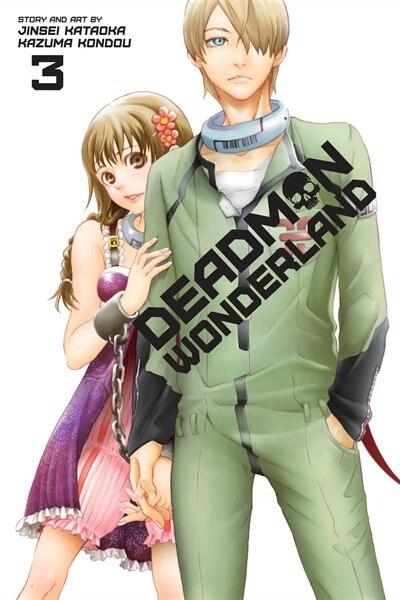 Deadman Wonderland, Vol. 3 by Jinsei Kataoka