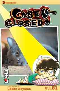 Case Closed, Vol. 51 by Gosho Aoyama