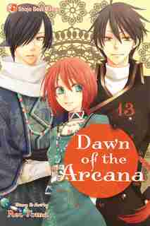 Dawn of the Arcana, Vol. 13 by Rei Toma