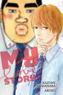My Love Story!!, Vol. 4 by Kazune Kawahara