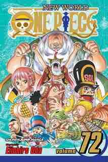One Piece, Vol. 72 by Eiichiro Oda