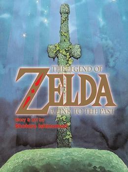Book Legend of Zelda: A Link to the Past by Shotaro Ishinomori