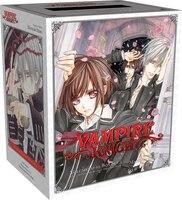 Vampire Knight Box Set 2: Volumes 11-19 with Premium