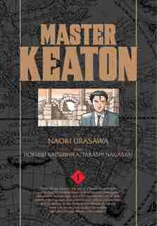 Master Keaton, Vol. 1 by Naoki Urasawa