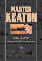 Master Keaton, Vol. 6