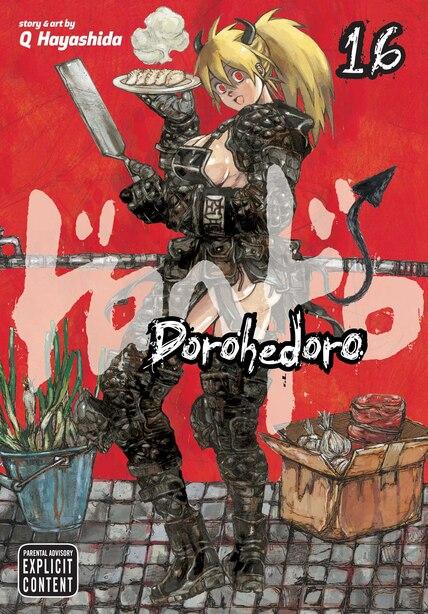 Dorohedoro, Vol. 16 by Q Hayashida