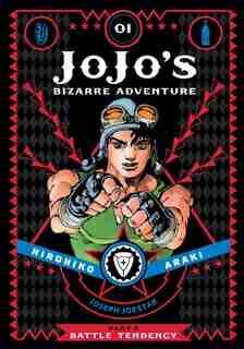JoJo's Bizarre Adventure: Part 2--Battle Tendency, Vol. 1 by Hirohiko Araki