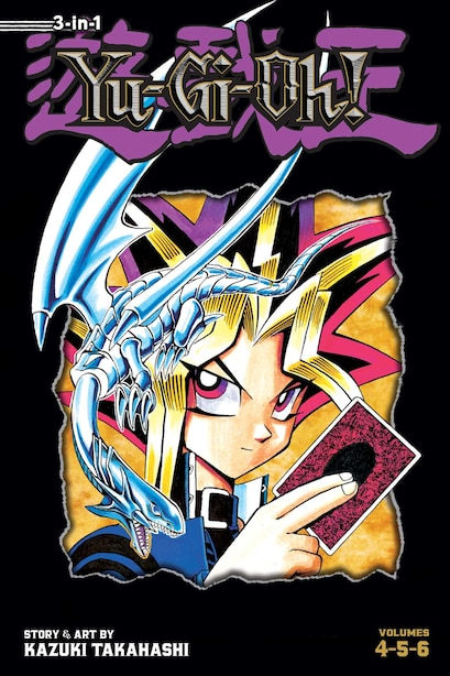 Yu-Gi-Oh! (3-in-1 Edition), Vol. 2: Includes Vols. 4, 5 & 6