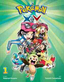 Pokémon X.Y, Vol. 1 by Hidenori Kusaka