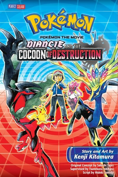 Pokémon the Movie: Diancie and the Cocoon of Destruction by Kenji Kitamura