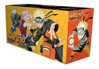 Naruto Box Set 2: Volumes 28-48 with Premium