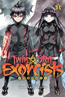 Twin Star Exorcists, Vol. 1: Onmyoji