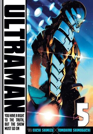 Ultraman, Vol. 5 by Eiichi Shimizu