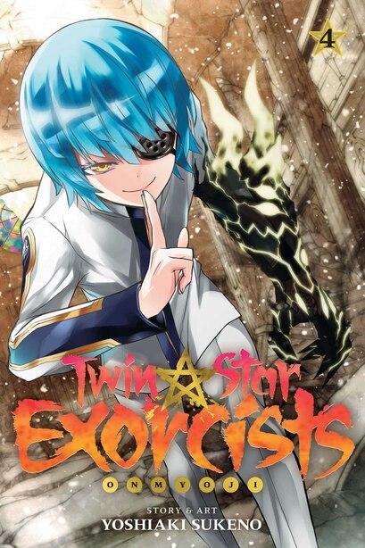 Twin Star Exorcists, Vol. 4: Onmyoji de Yoshiaki Sukeno