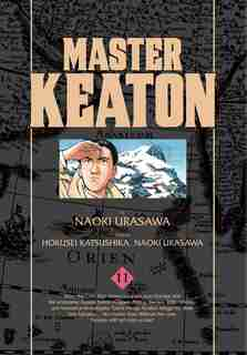 Master Keaton, Vol. 11 by Takashi Nagasaki