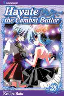 Hayate the Combat Butler, Vol. 28 by Kenjiro Hata