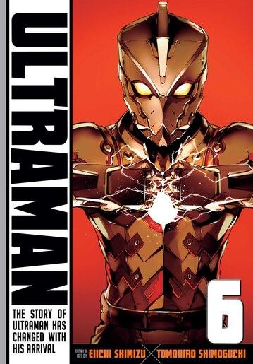 Ultraman, Vol. 6 by Eiichi Shimizu