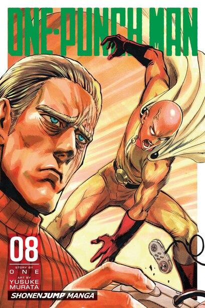 One-Punch Man, Vol. 8 de One