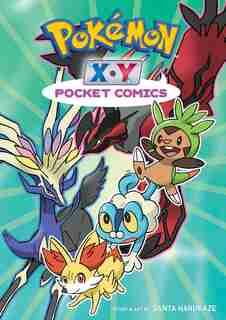 Pokémon X .Y Pocket Comics by Santa Harukaze