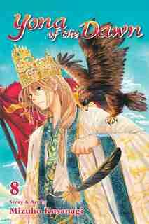 Yona of the Dawn, Vol. 8 by Mizuho Kusanagi