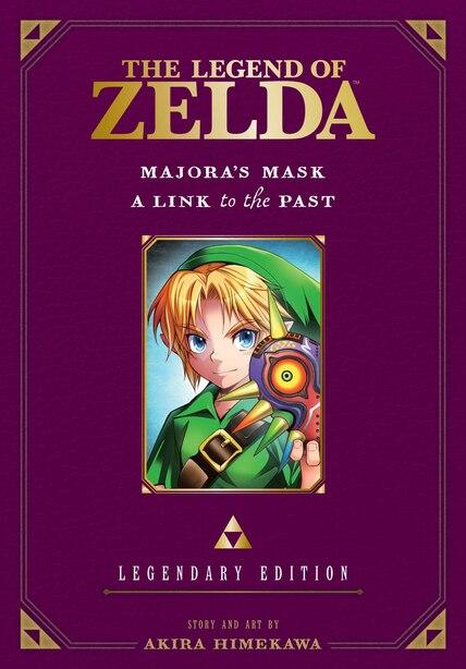 The Legend of Zelda: Majora's Mask / A Link to the Past -Legendary Edition-: Majora's Mask/A Link to the Past by Akira Himekawa