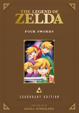 Book The Legend of Zelda: Four Swords -Legendary Edition-: Four Swords by Akira Himekawa