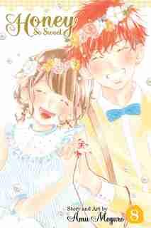 Honey So Sweet, Vol. 8 by Amu Meguro