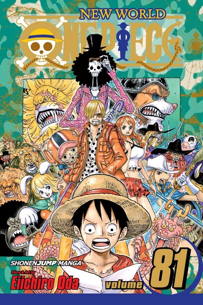 One Piece, Vol. 81: Let's Go See The Cat Viper by Eiichiro Oda