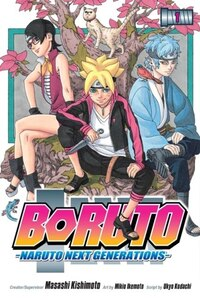 Boruto, Vol. 1: Naruto Next Generations