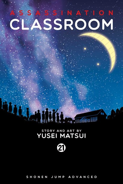 Assassination Classroom, Vol. 21 by Yusei Matsui