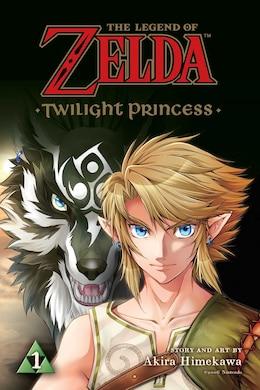 Book The Legend Of Zelda: Twilight Princess, Vol. 1 by Akira Himekawa