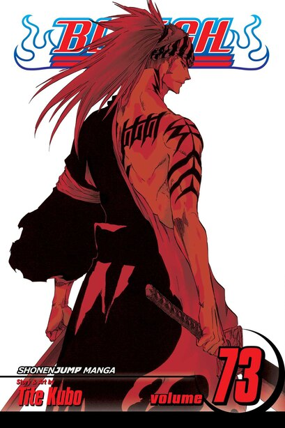 Bleach, Vol. 73: Battlefield Burning by Tite Kubo