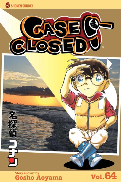 Case Closed, Vol. 64: Old Scars by Gosho Aoyama