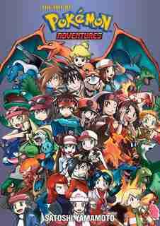 Pokémon Adventures 20th Anniversary Illustration Book: The Art of Pokémon Adventures de Satoshi Yamamoto