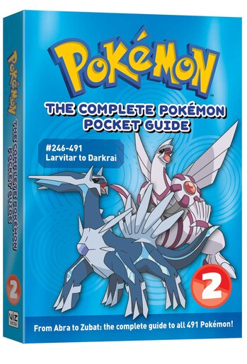 The Complete Pokémon Pocket Guide, Vol. 2: 2nd Edition by Makoto Mizobuchi