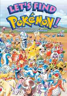Let's Find Pokemon! Special Complete Edition (2nd edition) by Kazunori Aihara