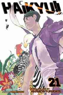 Haikyu!!, Vol. 21: A Battle Of Concepts by Haruichi Furudate