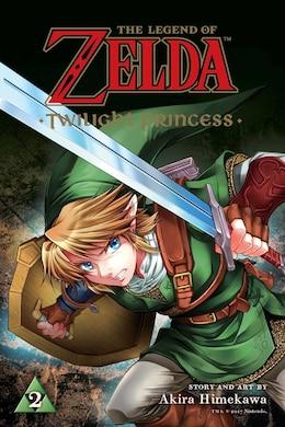 Book The Legend of Zelda: Twilight Princess, Vol. 2 by Akira Himekawa