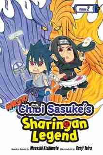 Naruto: Chibi Sasuke's Sharingan Legend, Vol. 2: Two-man Cell!! by Kenji Taira