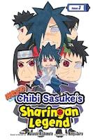 Naruto: Chibi Sasuke's Sharingan Legend, Vol. 3: The Uchiha Clan!!