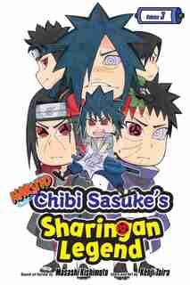 Naruto: Chibi Sasuke's Sharingan Legend, Vol. 3: The Uchiha Clan!! by Kenji Taira
