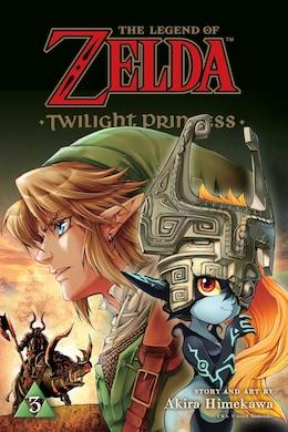 Book The Legend of Zelda: Twilight Princess, Vol. 3 by Akira Himekawa